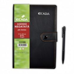 AGENDA CU PIX 17.5X25 CM ECADA 13100