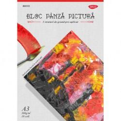 BLOC A3 PANZA PICTURA 300G 10 COLI BD332