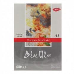 BLOC A3 ULEI 250GR  10 FILE DACO BD325
