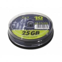BLU-RAY PLATINUM 25GB 6X CAKE BOX 10 PCS