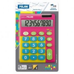CALCULATOR 10 DG MILAN MIX 906TMPBL