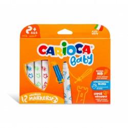 CARIOCA 12 CULORI BABY 42814