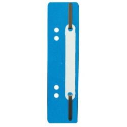 ALONJE INDOSARIERE PLASTIC A5 BLEU 25/SET EXACOMPTA
