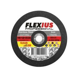 Disc abraziv pentru taiere inox TI8 DA115X1,0TI8