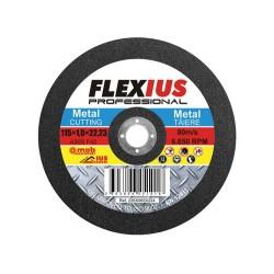 Disc abraziv pentru taiere metal TM8 DA115X1,0TM8