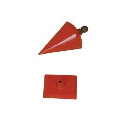 Plumb pentru zidarie, cu placheta 815180