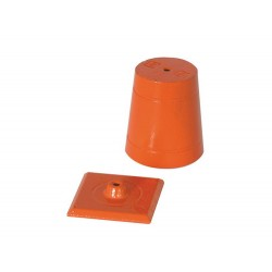 Plumb pentru zidarie, cu sfoara si placheta 815040