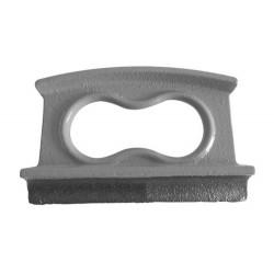 Racleta pentru beton din fonta 302210