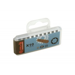 Set 10 bituri pentru locas Torx 1 pe 4inch 919D061401