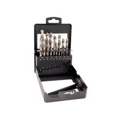 Set de 19 burghie pentru metal C019V3005