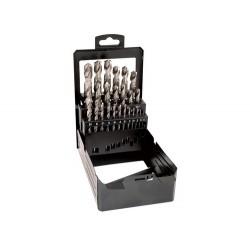 Set de 25 burghie pentru metal C025V3005