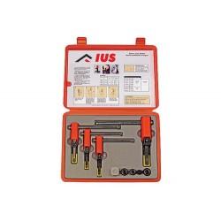 Set dispozitive pentru reparat filete interior IUS1008 SETRFI01008