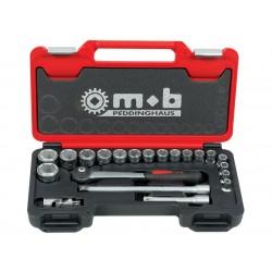 Trusa Fusion Box Mediu TCCT21P�1/2� capete/accesorii SH 9435021201