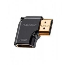 Adaptor HDMI 90 Degree Left Angle Narrow Audioquest, cod 69-056-01