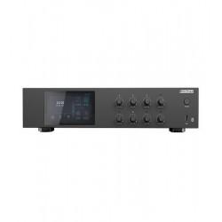 Amplificator 40W pe 8 canale cu ecran touch DSPPA DM848, USB, Net Radio, Bluetooth, AUX