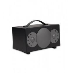 Boxa Smart TIBO Sphere2, Wireless, Bluetooth, Wi-Fi, Multiroom, Internet Radio, Negru