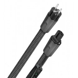 Cablu alimentare Audioquest BLIZZARD EXTREME C13, DBS Black,1.5m