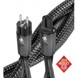 Cablu alimentare Audioquest DRAGON C15 High Current, DBS Carbon,1.5m