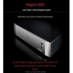 Conditioner retea electrica AudioQuest Niagara 3000, Low-Z Power Noise-Dissipation System