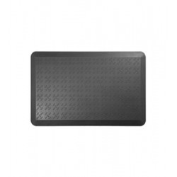 Covor pentru spatiu de lucru, anti-oboseala, Blackmount STM022-2, Negru