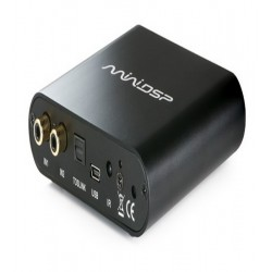 Convertor Digital/Analog (DAC) miniDSP 2X4 HD