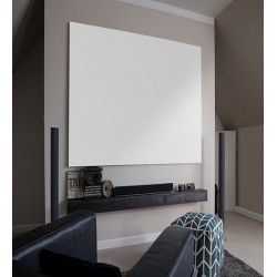 Ecran proiectie cu rama fixa, de perete, 221,7  x 124,9 cm, EliteScreens AEON AR100WH2, Format 16:9