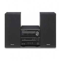 Microsistem audio Panasonic PM250 Black , 2ch / 20W (10W per canal), Bluetooth