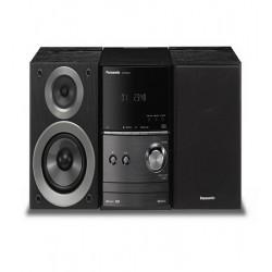 Microsistem audio Panasonic PM600,  2ch / 40W (20W per canal), Bluetooth, USB