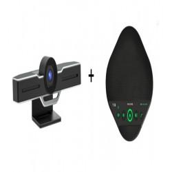 Pachet Videoconferinta cu Camera videoconferinta EPTZ EvoView, zoom digital 3X si Eacome SV16B Speakerphone