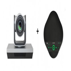 Pachet Videoconferinta cu Camera videoconferinta PTZ EvoView, zoom optic 3X si Eacome SV16B Speakerphone