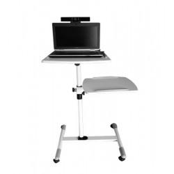 Pachet Masuta videoproiector/laptop BlackMount TableStand 6A si Webcam Seeup pentru sali de clasa