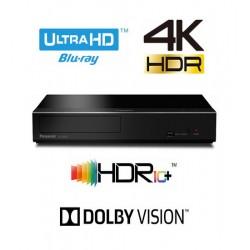 Player Blu-ray Panasonic DP-UB450, Ultra HD, HDR10+ /Dolby VisionTM