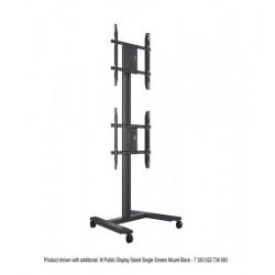 Stand TV Multibrackets pentru 2 monitoare 5310 + 6993, diagonala 55