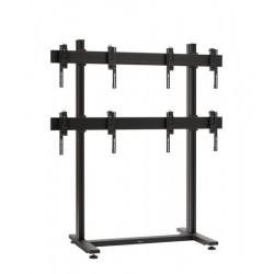 Stand Videowall 2x2 Vogel's FVW2255 cu baza fixa