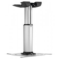 Suport tavan videoproiector Vogel's PPC2585, reglabil, max. 25 kg, argintiu