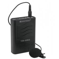 Microfon Transmitter Lavaliera Omnitronic TM-250