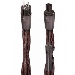 Cablu alimentare Audioquest HURRICANE C15 High Current, DBS Carbon,1.5m