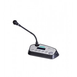 Microfon Delegat de masa cu vot pentru Audioconferinta DSPPA D6222