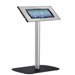 Stand podea + suport din aluminiu Vogel's pentru tablete cu dimensiunile de minim 236x166x3mm si maxim 285x186x10mm