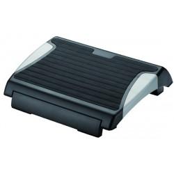 Suport ergonomic pentru picioare, ajustabil (x3), 400x70x350mm, Q-Connect - antracit/negru