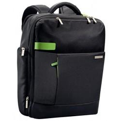 Rucsac LEITZ Complete Smart Traveller, pentru laptop de 15.6 inch, negru