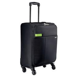 Geanta LEITZ Complete Smart Traveller, pentru laptop de 15.6 inch, 4 rotile, 35l, negru