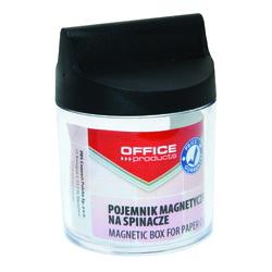 Dispenser magnetic pentru agrafe, D58xh68mm, Office Products