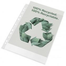 Folie de protectie Esselte Recycled, PP, A4 MAXI, 70 mic, 50 buc/cutie, standard