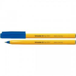 Pix SCHNEIDER Tops 505F, unica folosinta, varf fin, corp orange - scriere albastra